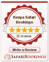 Recommended on Safari Bookings